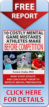 Free Sports Psychology Report or eBook