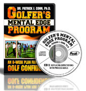 Golf Psychology CD Program