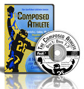 The Composed Athlete Audio & Workbook Image