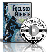 The Focused Athlete Audio & Workbook Image