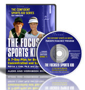 The Focused Sports Kid Audio & Workbook Image