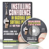 Instilling Confidence In Baseball and Softball Players CD