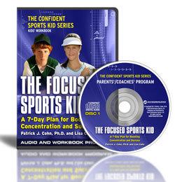 The Focused Sports Kid