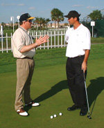 Golf Psychologist Dr. Cohn