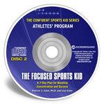 The Focused Sports Kid CD
