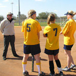 Softball Sports Psychology
